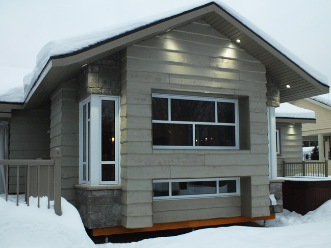 R alisations de construction america for Agrandissement maison quebec