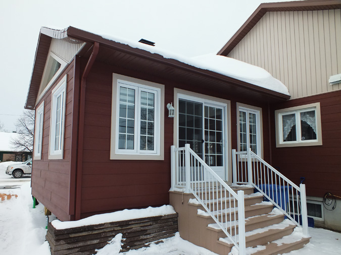 R alisations de construction america for Entreprise agrandissement maison 95